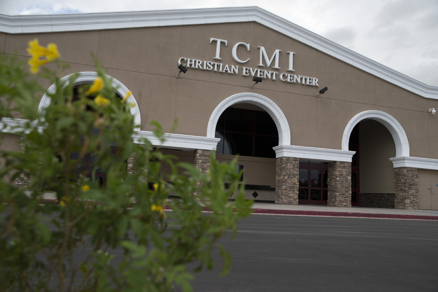 The Truth Christian Ministries International building is seen on Wednesday, Sept. 21, 2016, in Las Vegas. (Erik Verduzco/Las Vegas Review-Journal) Follow @Erik_Verduzco