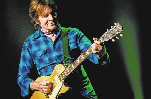 John Fogerty at The Venetian Theater at The Venetian Las Vegas © Photo Credit: Erik Kabik Photography/ erikkabik.com