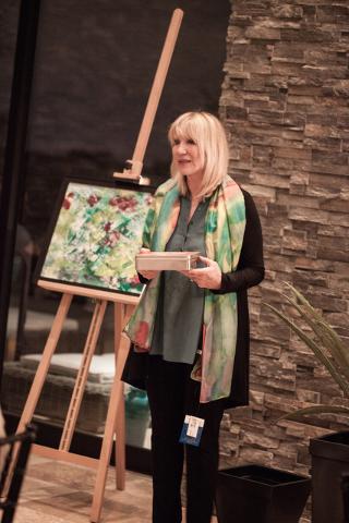 Linda Smith of Opportunity Village. (Courtesy)