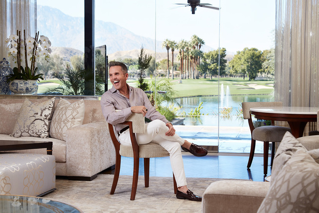 Palm Springs-based Dann Foley, who appeared on NBC's American Dream Builders, will design one of the 19 rooms in the 1961, 6,400-square-foot home in the historic Las Vegas Scotch 80s neighborhood. ...