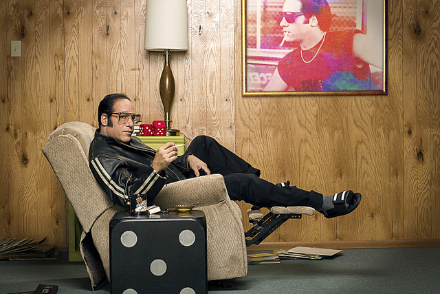 """Andrew Dice Clay stars in Showtime's """"Dice."""" (Brian Bowen Smith/SHOWTIME)"""