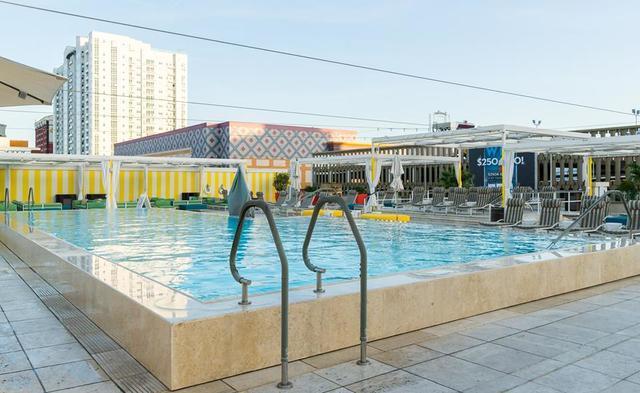 Citrus at Grand Pool Deck opened Saturday, April 30, 2016, at Downtown Grand. (Courtesy)