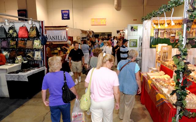 Cashman Center Craft Show