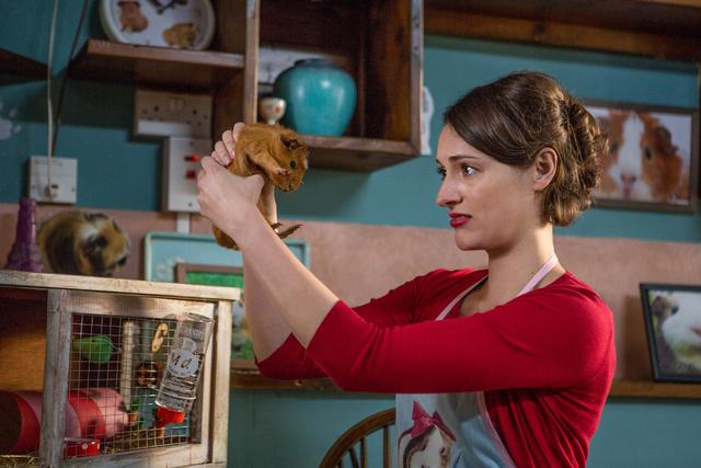 "Phoebe Waller-Bridge stars in the Amazon series ""Fleabag,"" (Courtesy Amazon)"