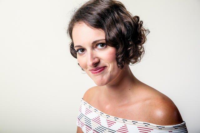"""Phoebe Waller-Bridge, a cast member in the Amazon series """"Fleabag,"""" poses for a portrait during the 2016 Television Critics Association Summer Press Tour at the Beverly Hilton on Sunday, Aug. 7, 2 ..."""
