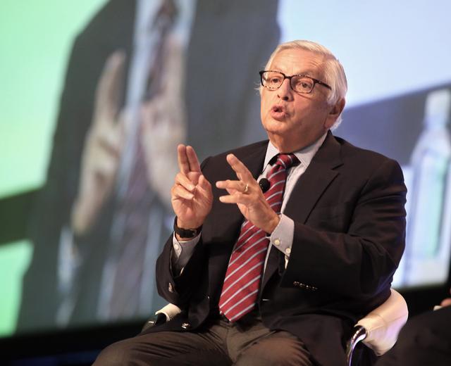 Commissioner emeritus david stern