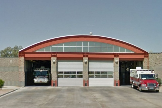 Henderson Fire Station (Screengrab, Google Maps)