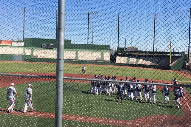 Senior Softball takes over fields around Las Vegas | Las Vegas