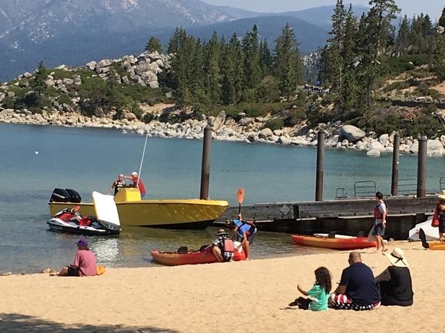 Lake Tahoe (Sean Whaley)