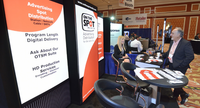 Las Vegas Infomerical Convention Attendees Aim For Seen