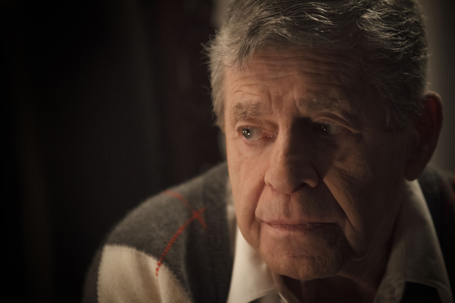 """Jerry Lewis as """"Max Rose."""" (Paladin)"""