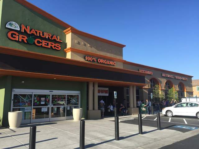 Natural Grocers opens locations in North Las Vegas