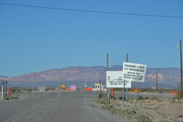 A $5 billion contract awarded to Nevada Site Science Support and Technologies Corporation to oversee management and operations at the Nevada National Security Site has been rescinded. (Special to  ...