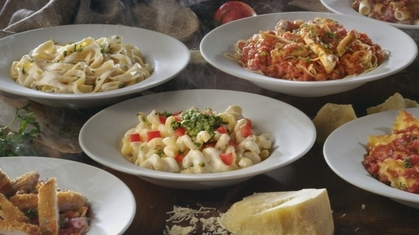 Olive Garden S Unlimited Pasta Passes Are Back Las Vegas