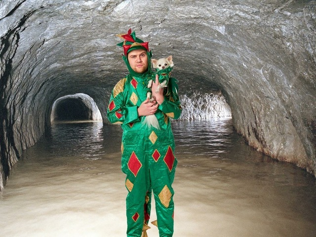 Piff the Magic Dragon and Mr. Piffles (Courtesy)