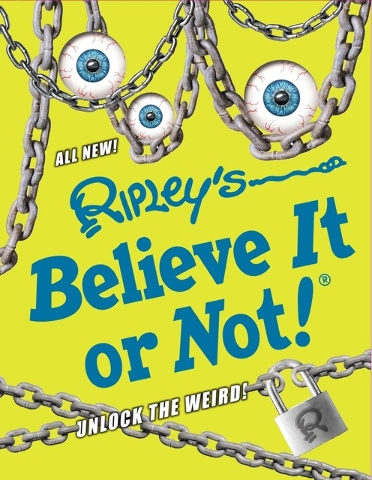 "Explore the odd in ""Ripley's Believe It or Not! Unlock the Weird!"" Special to View"