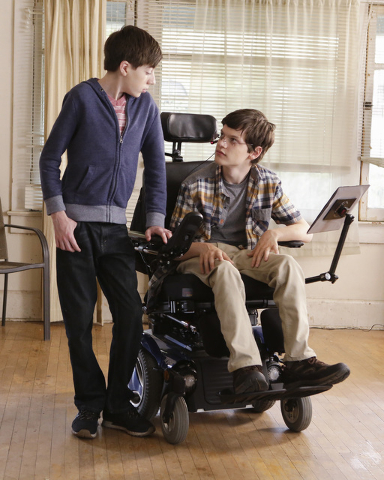 """SPEECHLESS - """"Pilot"""" - Maya DiMeo moves her family to a new, upscale school district when she finds the perfect situation for her eldest son, JJ, who has cerebral palsy. While JJ ..."""