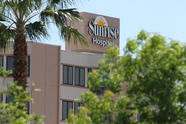sunrise hospi sunrise hospital - 640×427