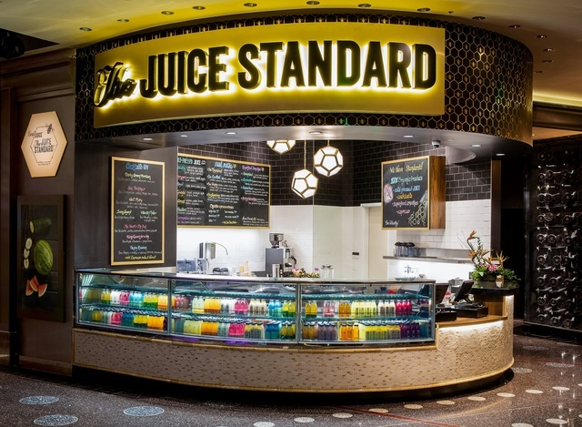 The Juice Standard at The Cosmopolitan of Las Vegas.