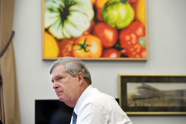 President Barack Obama has asked Agriculture Secretary Tom Vilsack to take over the administration's response to the opioid crisis that was ravaging rural America. (Matt McClain,The Washington Post)