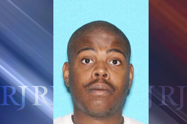 Asa Brown, 22, a suspect wanted in connection with Friday morning's fatal shooting in central Las Vegas. Brown has been arrested in Arizona. (Las Vegas Metropolitan Police)