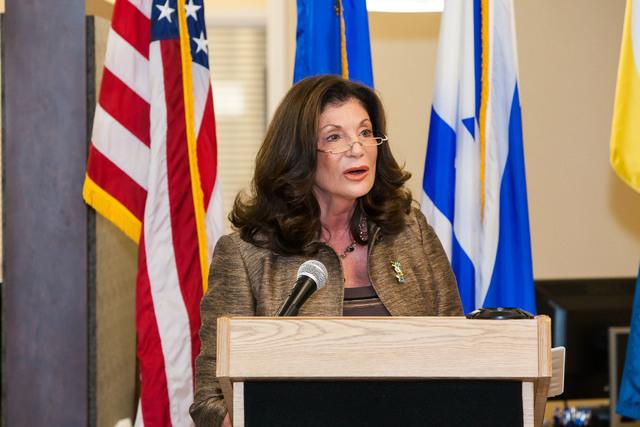 Former U.S. Rep. Shelley Berkley, D-Nev. (Review-Journal File)