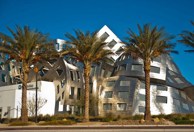 Cleveland Clinic Lou Ruvo Center for Brain Health. (Martin S. Fuentes/Las Vegas Review-Journal file)