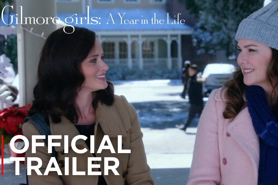 Watch The Official Gilmore Girls A Year In The Life