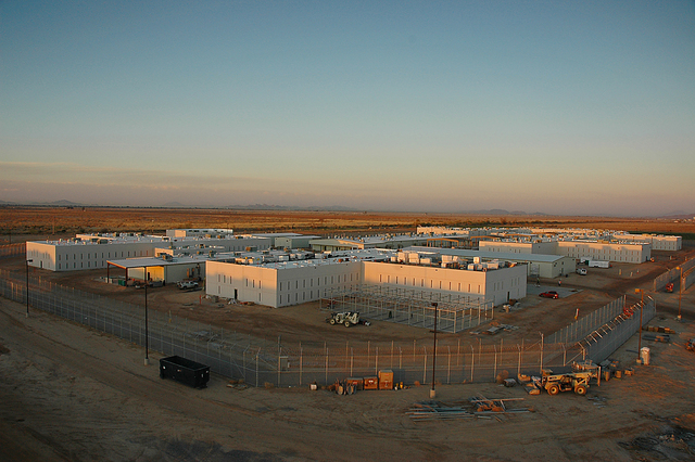 Nevada Southern Detention Center (Special to Pahrump Valley Times)