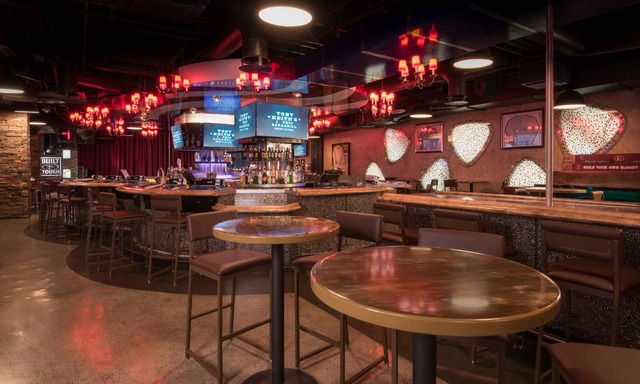 Toby Keith's I Love This Bar & Grill at Harrah's on Friday, Sept. 30, 2016, in Las Vegas. (Courtesy)
