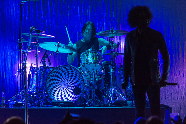 Alice in Chains at The Joint in The Hard Rock Hotel on Saturday, Oct. 1, 2016, in Las Vegas. (Gene Boothe)