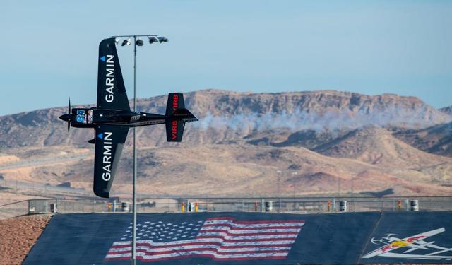 The 2016 Red Bull Air Race World Championship on Sunday, Oct. 16, 2016, at Las Vegas Motor Speedway. (Tom Donoghue)