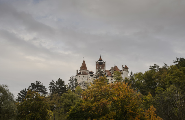 Airbnb has launched a contest to find two people to stay overnight in Bran Castle on Halloween, popularly known as Dracula's castle because of its connection to the cruel real-life prince Vlad t ...