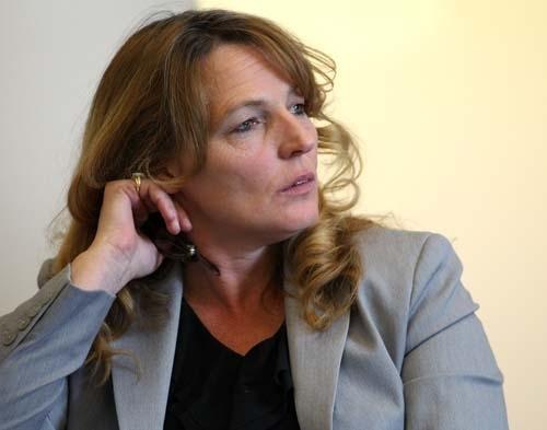Commissioner Marilyn Kirkpatrick (Las Vegas Review-Journal)