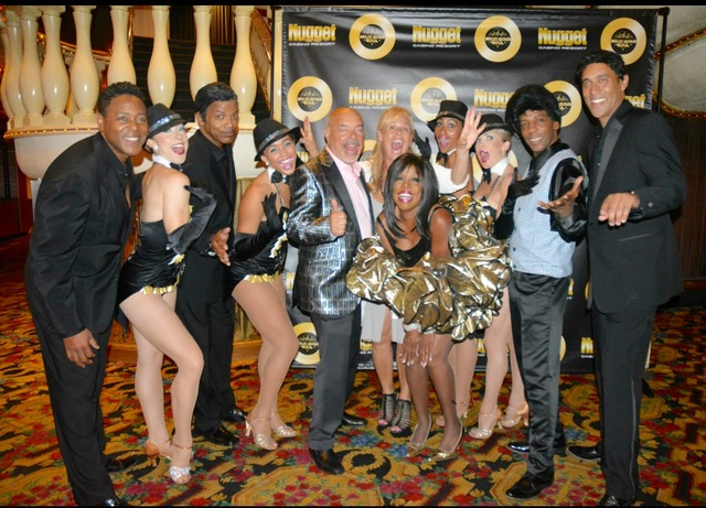 """""""Solid Gold Soul"""" at Windows Showroom in Bally's. (Jimmy Kerdine)"""
