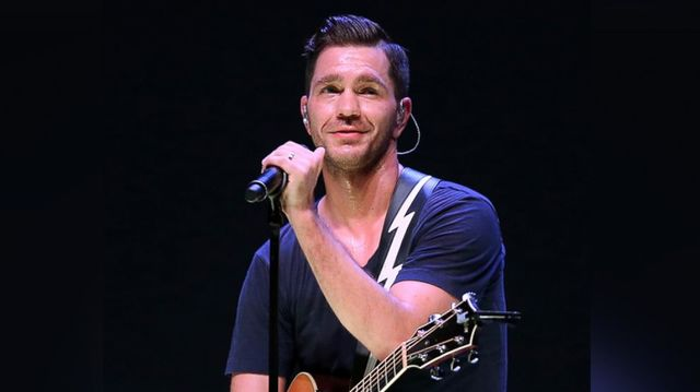 Andy Grammer. (ABC)