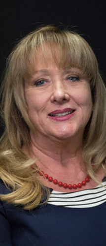 Candidate for assembly district 18, Republican Christine DeCorte.(Las Vegas Review-Journal)