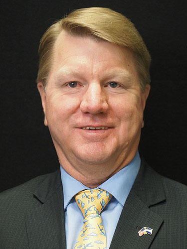 Candidate for state assembly district 37, Republican Jim Marchant. (Las Vegas Review-Journal)
