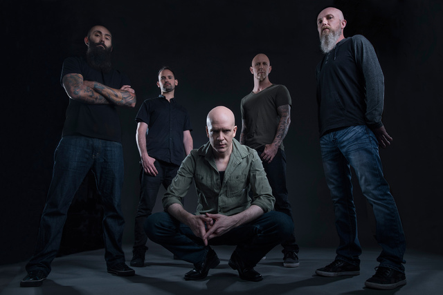 The Devin Townsend Project (Rebecca Blissett Photography)