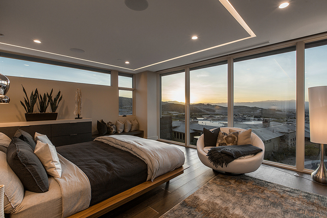 A guest suite is on the second floor. (Courtesy)