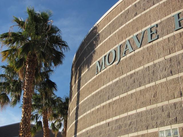 Mojave High School (Las Vegas Review-Journal)