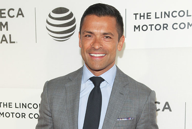 "Mark Consuelos attends the screening of ""All We Had"" during the 2016 Tribeca Film Festival in April in New York. (Photo by Andy Kropa/Invision/AP)"