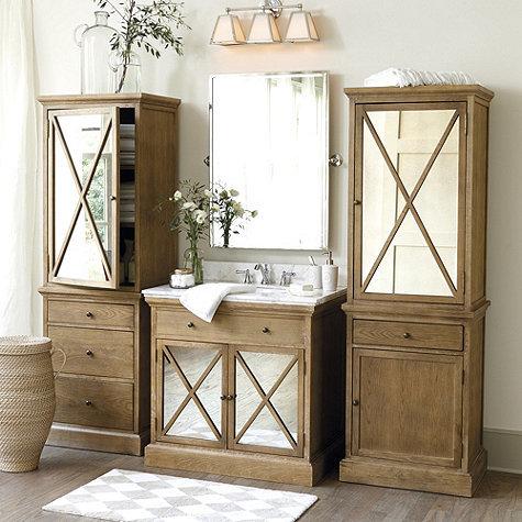 Keep Functionality In Mind When Replacing Bathroom Mirror Las