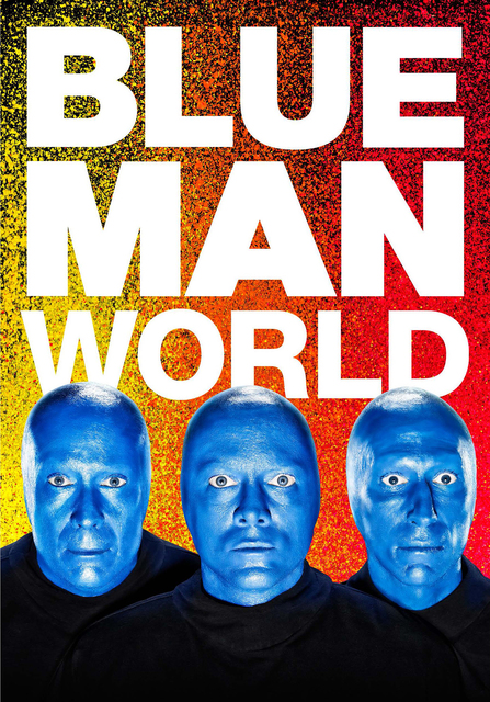Blue Man World (courtesy)
