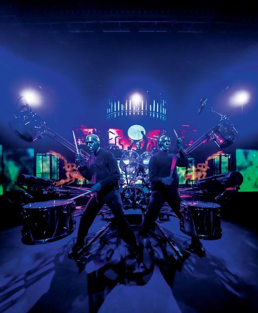 Blue Man Group (Lindsey Best)