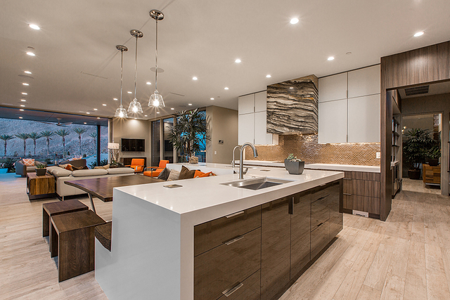 The kitchen has all of the upgrades. (Courtesy)