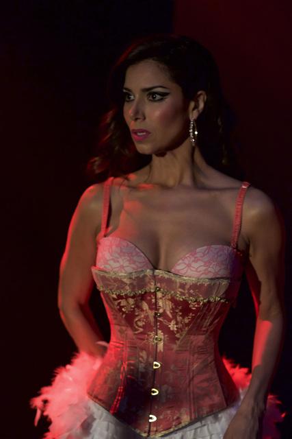 Death of a Vegas Showgirl  Roselyn Sanchez stars in Death of a Vegas Showgirl premiering Saturday, October 22th at 8pm ET/PT on Lifetime. Photo by ©2016 A&E Television