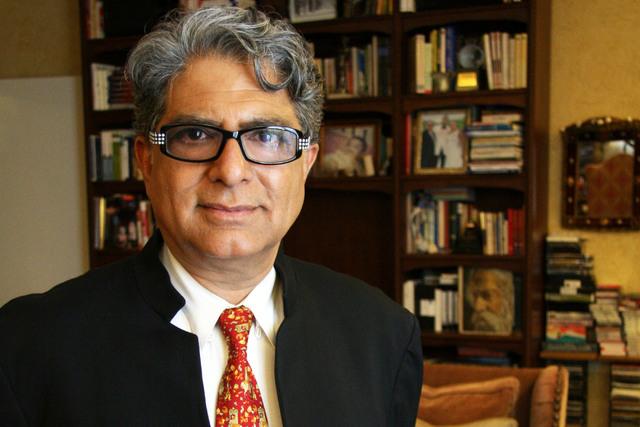 Dr. Deepak Chopra (courtesy)