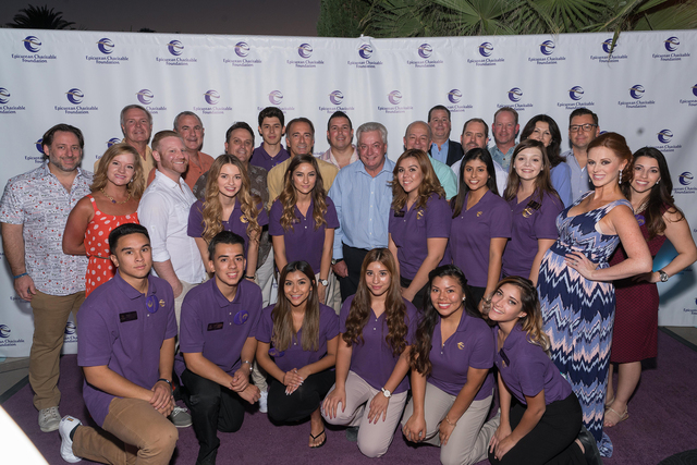 The Epicurean Charitable Foundation held its signature fundraising event M.E.N.U.S. (Mentoring & Educating Nevada's Upcoming Students) Sept. 16, 2016, at Mandalay Bay Beach, raising more than  ...