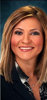 Candidate for state assembly district 41, Democrat Sandra Jauregui. (Las Vegas Review-Journal)